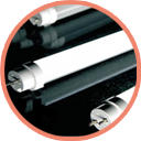 LEDチップ型・直管蛍光灯型